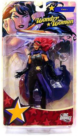 DC Wonder Woman Series 1 Circe Action Figure