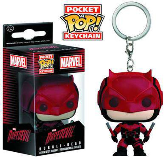Funko POP! Marvel Daredevil Keychain