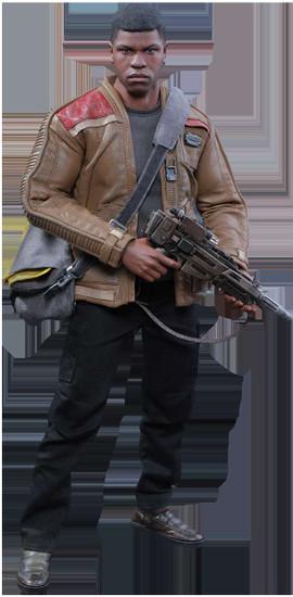 Star Wars The Force Awakens Finn Collectible Figure