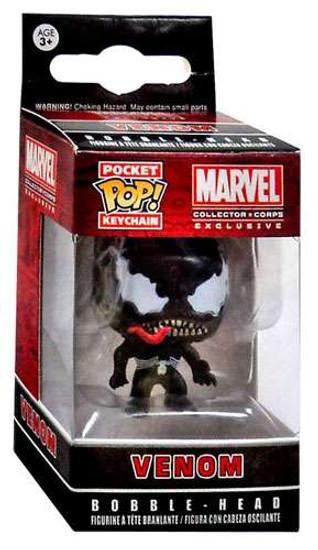 Funko POP! Marvel Venom Exclusive Keychain
