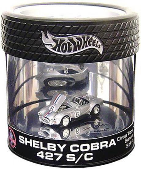 Hot Wheels Ford Custom Crusier Series Shelby Cobra 427 S/C Diecast Car