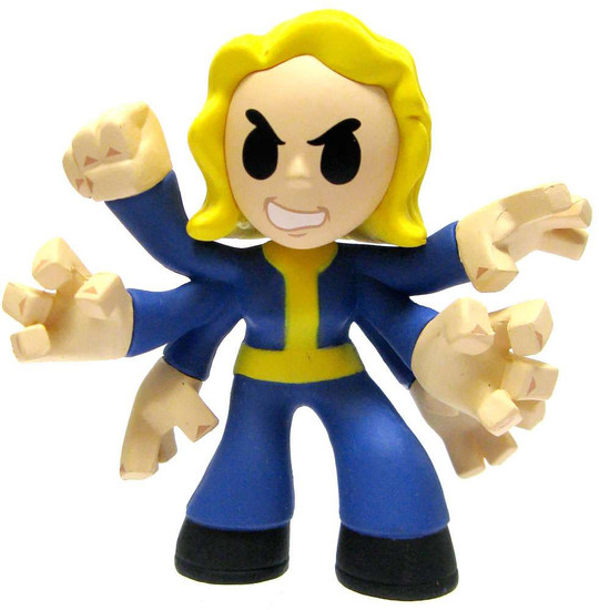 Funko Fallout Mystery Minis Series 1 Black Widow 1/12 Mystery Minifigures [Loose]