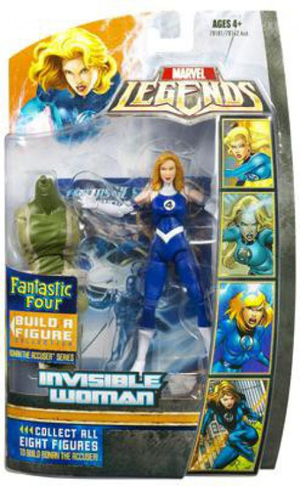 Invisible Girl movie minifigure TV show Marvel Comic toy figure Fantastic Four