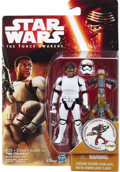 Star Wars The Force Awakens Snow & Desert Finn FN-2187 Action Figure