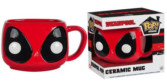 Funko Marvel POP! Home Deadpool Ceramic Mug