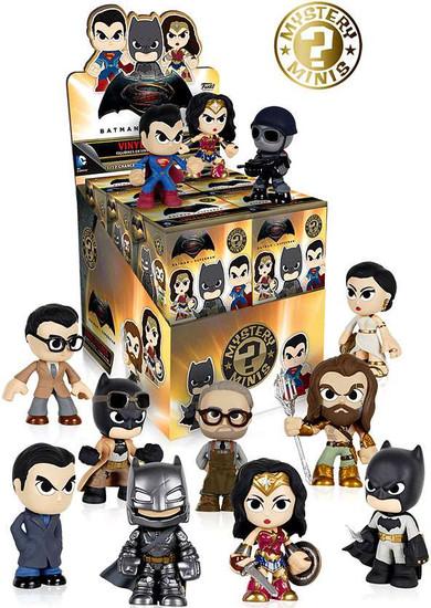 Funko DC Mystery Minis Batman v Superman Mystery Box [12 Packs]