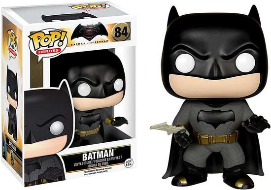 Funko DC Batman v Superman: Dawn of Justice POP! Movies Batman Vinyl Figure #84 [Dawn of Justice]