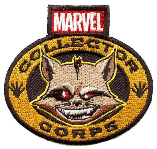 Funko Marvel Collector Corps Rocket Raccoon Patch