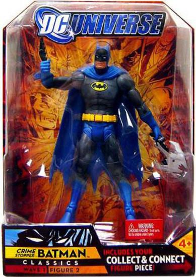 DC Universe Classics Metamorpho Series Crime Stopper Batman Action Figure #2