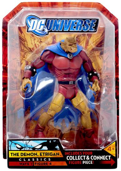 DC Universe Classics Metamorpho Series The Demon Etrigan Action Figure #4