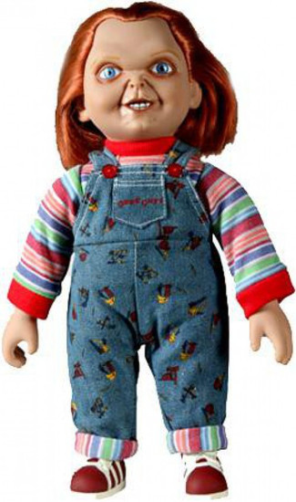 Child's Play Chucky 12-Inch Collectible Plush Figure