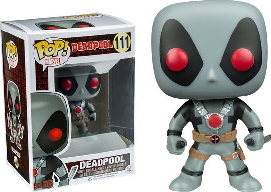 Funko POP! Marvel Deadpool Exclusive Vinyl Bobble Head #111 [X-Force]