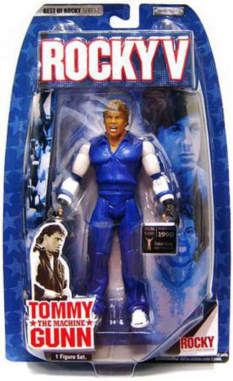 Rocky V Best of Rocky Series 2 Tommy Gunn Action Figure