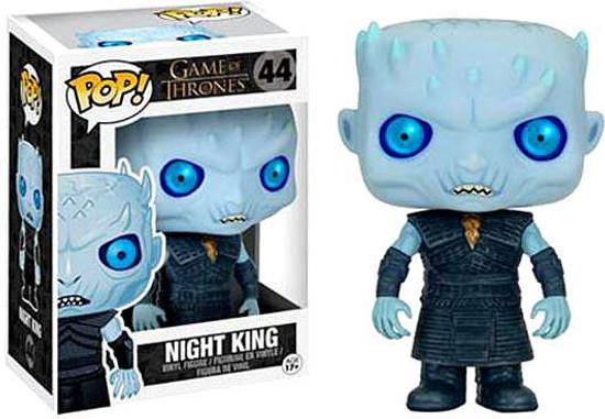 Funko Game of Thrones POP! TV Night King Vinyl Figure #44