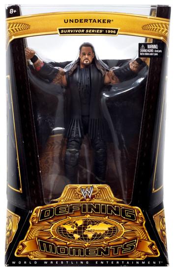 WWE Wrestling Defining Moments Series 4 Undertaker Action Figure