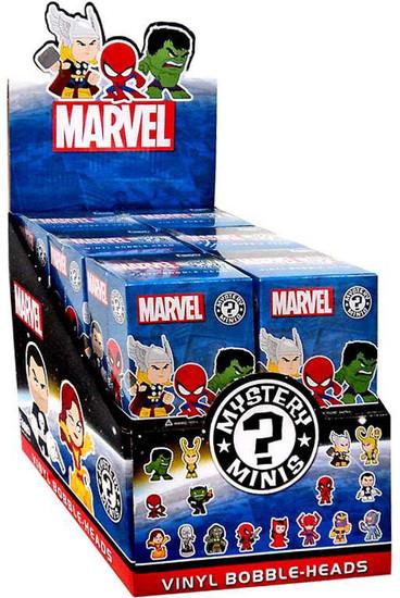 Funko Mystery Minis Marvel Series 1 Mystery Box [12 Packs]
