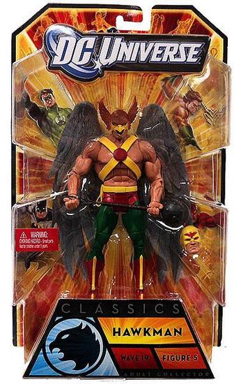 DC Universe Classics Wave 19 Classic Hawkman Action Figure #5