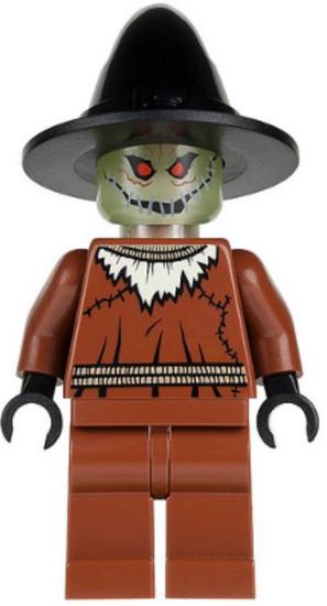 LEGO Batman Scarecrow Minifigure #1 [Loose]