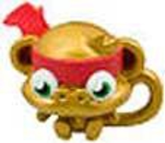 Moshi Monsters Moshlings Gold Limited Edition Chop Chop 1.5-Inch Mini Figure