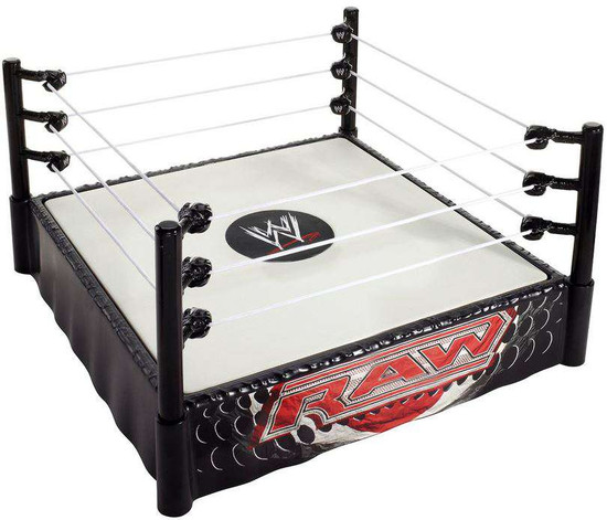 WWE Wrestling RAW Superstar Ring