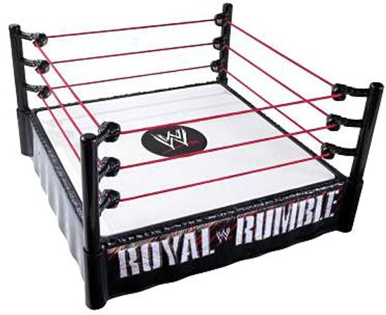 WWE Wrestling Royal Rumble Superstar Ring