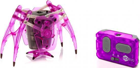 Hexbug Micro Robotic Creatures Inchworm [Magenta]