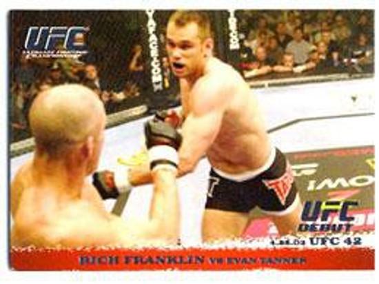 Topps UFC 2009 Round 1 Rich Franklin #14