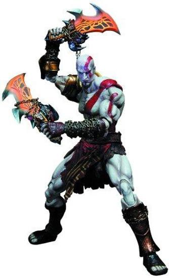 God of War Play Arts Kai Kratos Action Figure