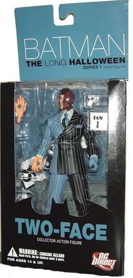 Batman The Long Halloween Series 1 Two-Face Action Figure