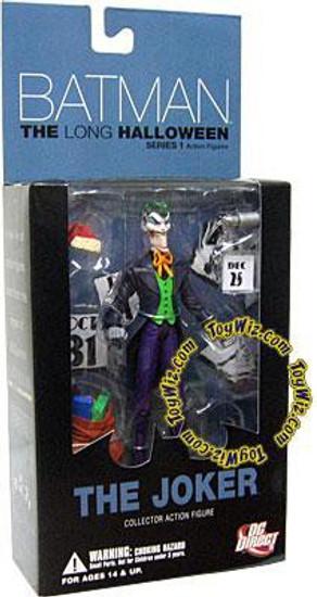 Batman The Long Halloween Series 1 The Joker Action Figure