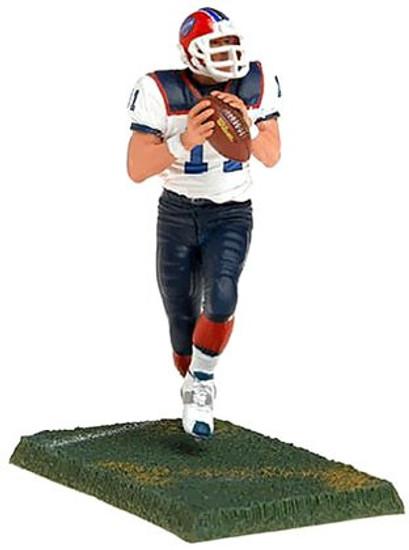McFarlane Toys NFL Buffalo Bills Sports Picks 3 Inch Mini Drew Bledsoe Mini Figure