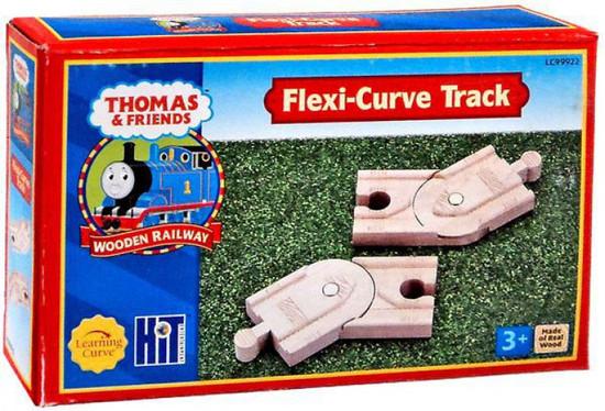 Thomas & Friends Wooden Railway Flexi-Curve Track Train Accessory