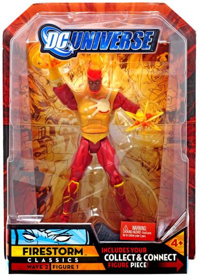 DC Universe Classics Gorilla Grodd Series Firestorm Action Figure