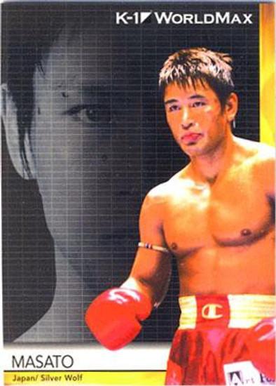 MMA K-1 World GP Masato #45