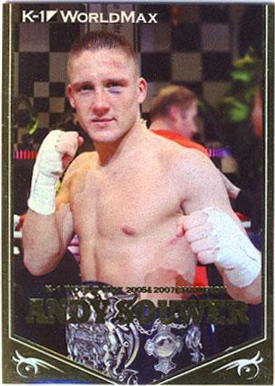 MMA K-1 World GP Andy Souwer CM01
