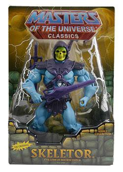 Masters of the Universe Classics Club Eternia Skeletor Exclusive Action Figure