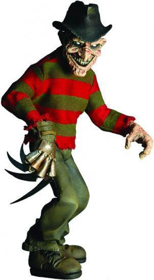 Nightmare on Elm Street Stylized Roto Freddy Krueger Action Figure