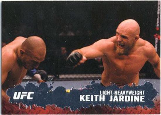 Topps UFC 2009 Round 2 Fighter Keith Jardine #55
