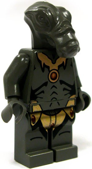 LEGO Star Wars Geonosian Minifigure [No Wings]