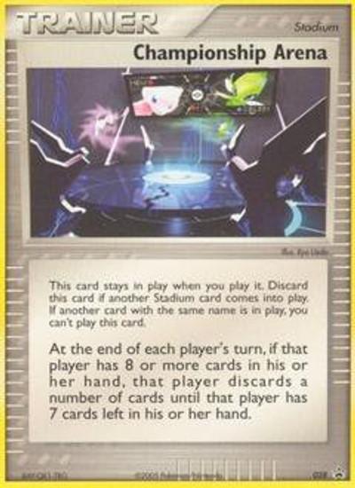 Pokemon Trading Card Game Promo Cards Promo Championship Arena #28