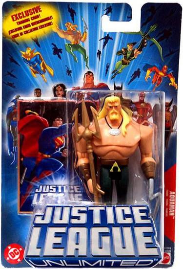 Justice League Unlimited Aquaman Action Figure