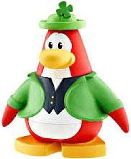 Club Penguin Leprechaun 2-Inch Mini Figure