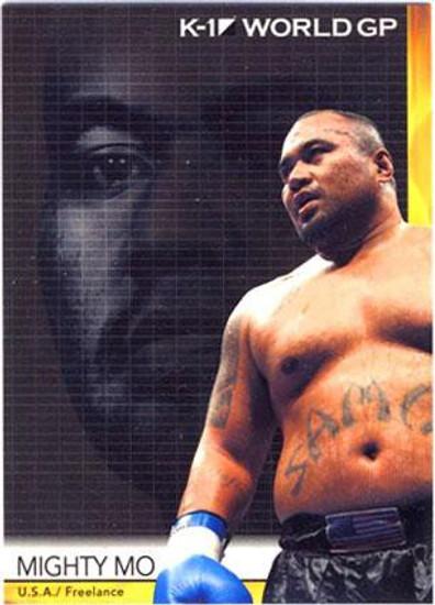 MMA K-1 World GP Mighty Mo #12