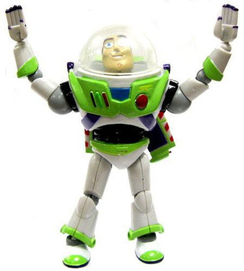 Toy Story and Beyond Japanese Real Figure Buzz Lightyear 3.5-Inch PVC Figure