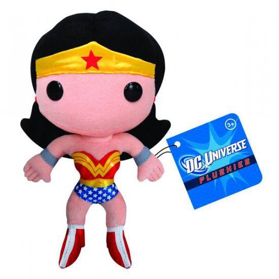 Funko DC Universe Wonder Woman 5-Inch Plushie