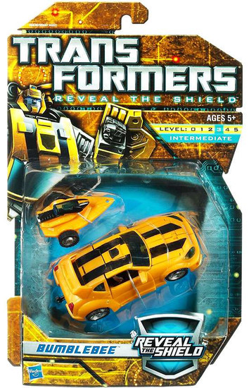 Transformers Reveal the Shield Hunt for the Decepticons Bumblebee Deluxe Action Figure