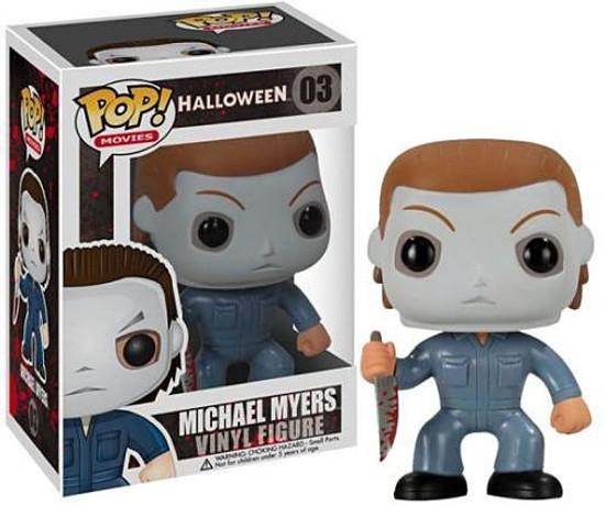 Funko Halloween POP! Movies Michael Myers Vinyl Figure #03