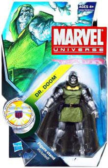 Marvel Universe Series 14 Dr. Doom Action Figure #15