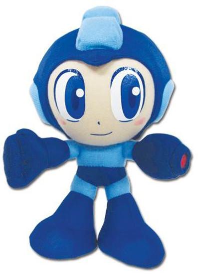 Mega Man Plush Figure