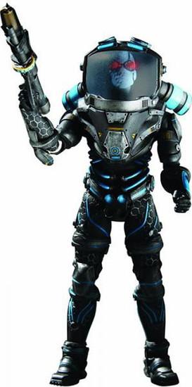 Batman Arkham City Deluxe Mr. Freeze Action Figure
